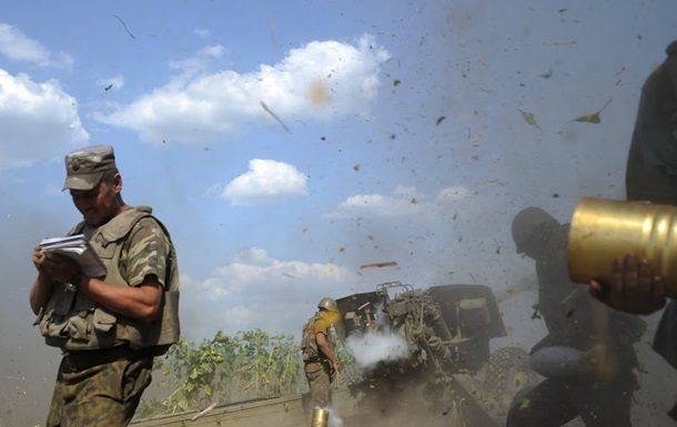 Возле Марьинки ВСУ понесли серьезные потери