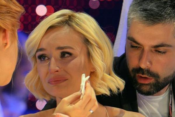 Эмоциональная Полина Гагарина стала второй на