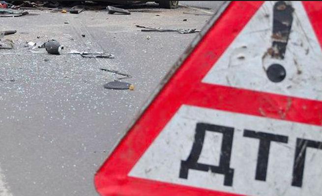 Автомобиль сотрудника СК протаранил пассажирскую маршрутку под Калугой