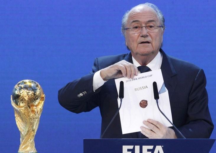 Немцы обвинили ФИФА в коррупции при выборе России хозяйкой ЧМ-2018