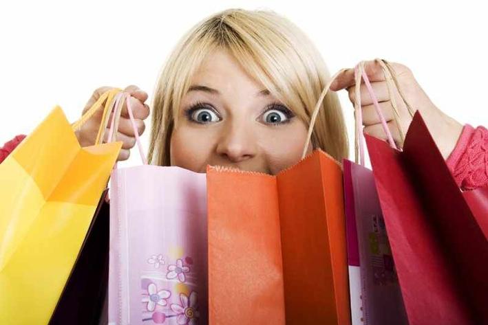 Россияне решили отказаться от шоппинга