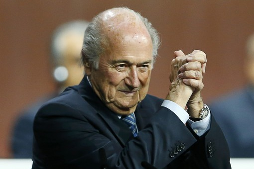 Принц снял свою кандидатуру: Блаттер переизбран президентом ФИФА