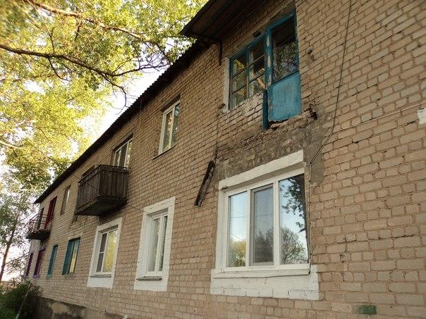 В Орловской области рухнул балкон с двумя подростками
