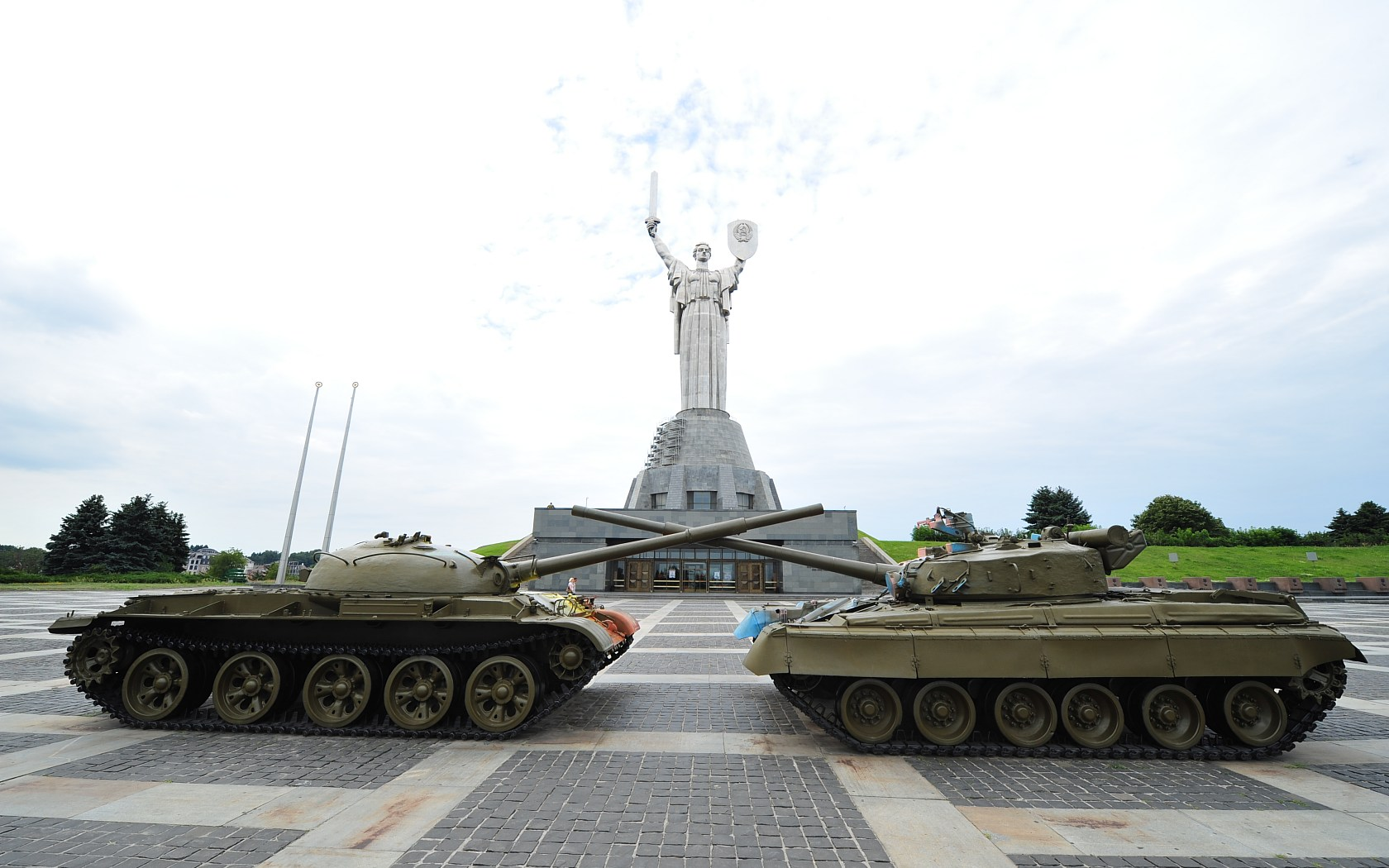 В Киеве переименуют музей Великой Отечественной войны