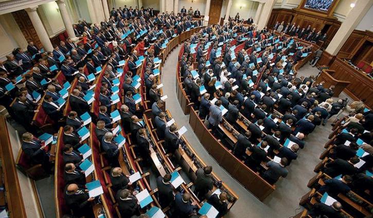 Рада разрешила правительству временно не платить по внешним долгам