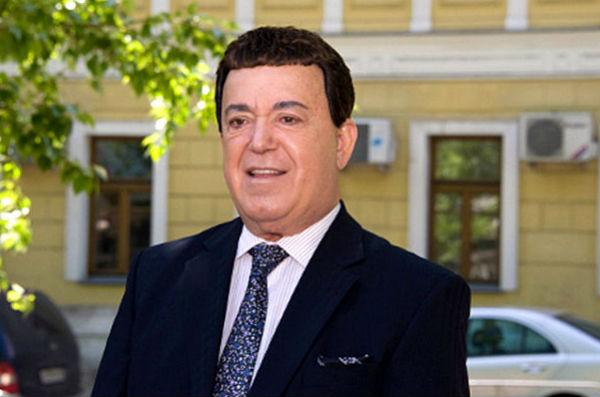 Кобзону плевать на снятие мемориальной доски в Донбассе