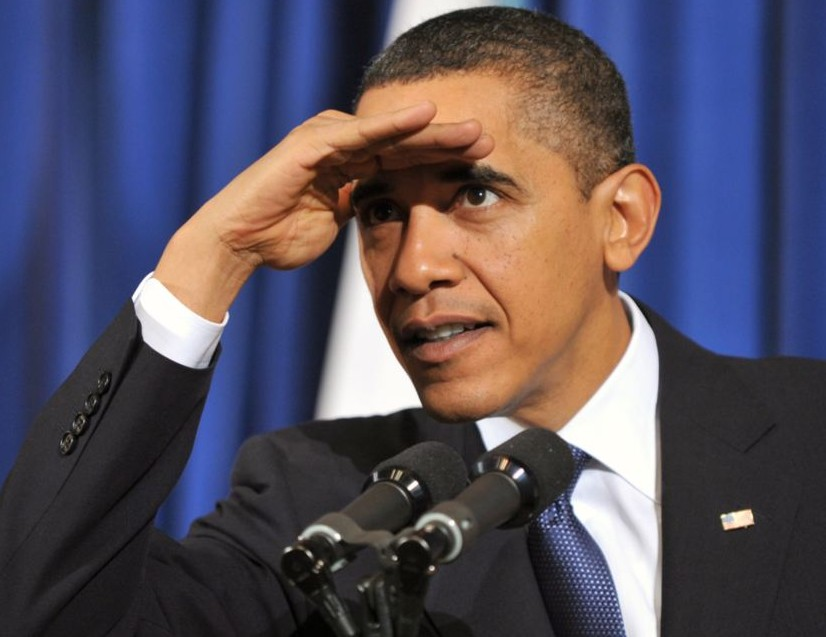 Обама заявил об агрессивном отношении России к Украине