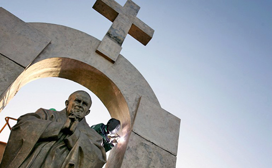 Памятник работы Церетели демонтируют во Франции