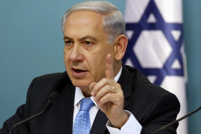 Нетаньяху согласился на образование государства Палестина