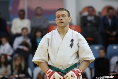 Чемпиона мира по карате Кривошеева убил работник автосервиса