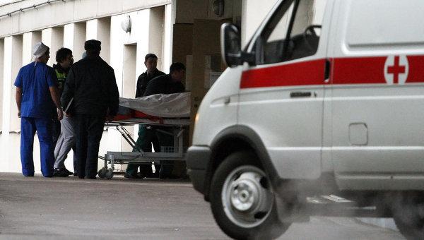Школьника из Подмосковья госпитализировали после попытки сделать