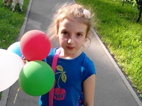 В Москве нашлась пропавшая 7-летняя Вика Беспалова