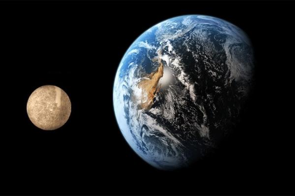 Ученые: Меркурий обладает собственным магнитным полем, как Земля