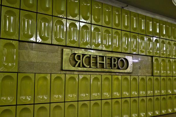 Мужчина упал на рельсы в московской подземке
