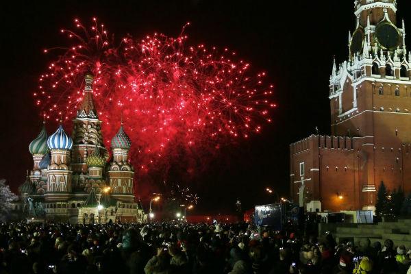 В Москве отгремел салют в честь Дня Победы