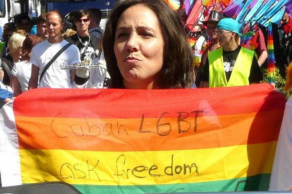Дочь президента Кубы провела церемонии благословения для гей-пар