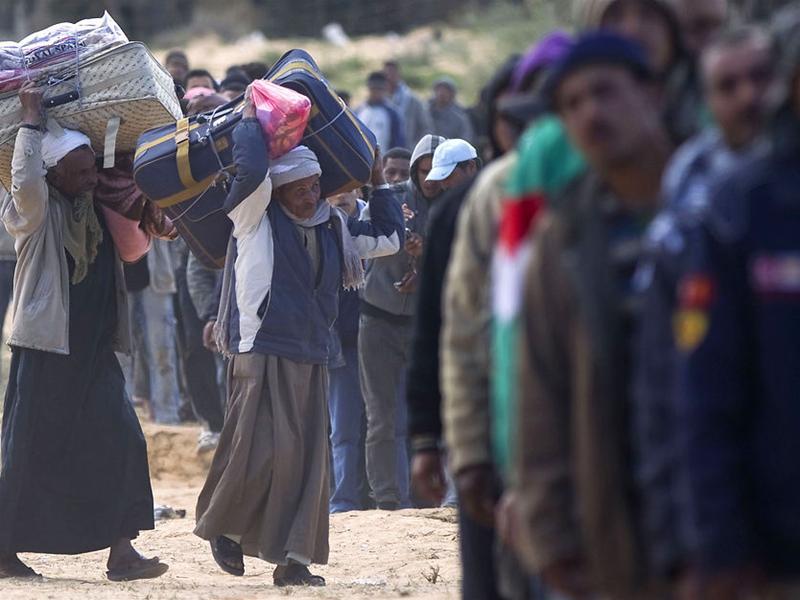 Украина расстроена: беженцы из Африки заняли все внимание ЕС