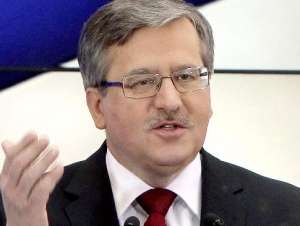 Коморовский проиграл из-за экономической политики ЕС