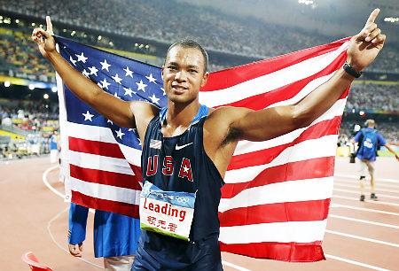 Олимпийский чемпион США вырвал дочке зуб копьем