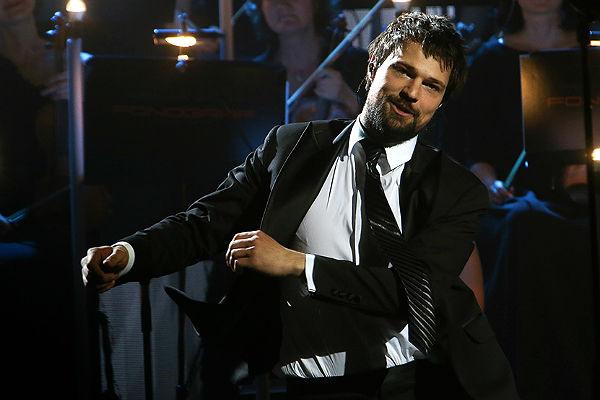 Звезды российского шоу-бизнеса посетили концерт Данилы Козловского