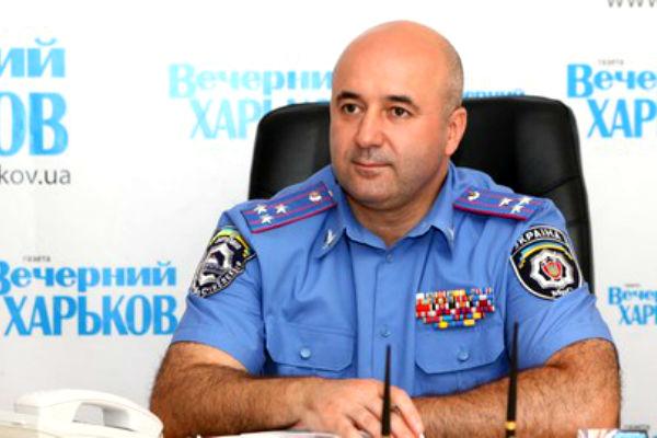 Начальник ГАИ Украины ушел в отставку после скандала в СМИ