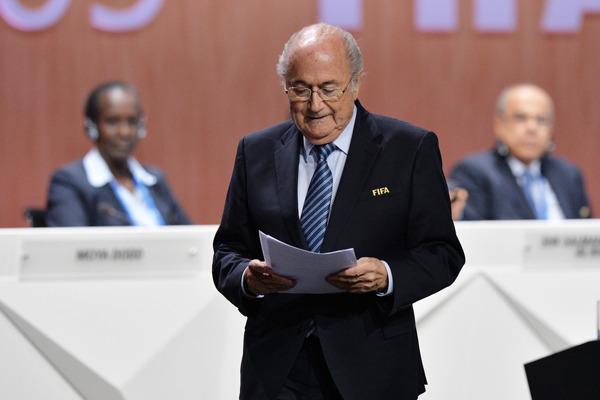 Блаттер рассказал о коррупции в ФИФА