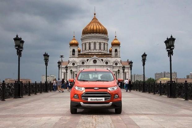 Ford третий раз за год снизил цены в России