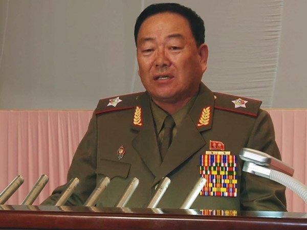 СМИ: В Северной Корее казнен министр обороны
