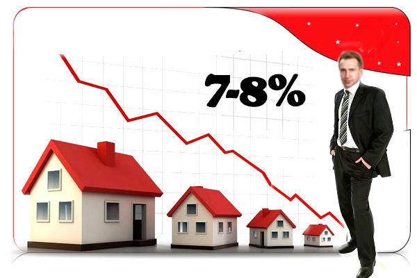 Шувалов: Ставка по ипотеке снизится до 7%