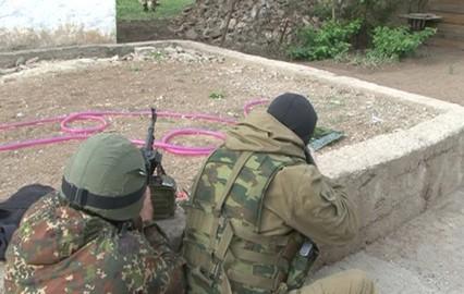 В одном из районов Махачкалы введен режим контртеррористической операции