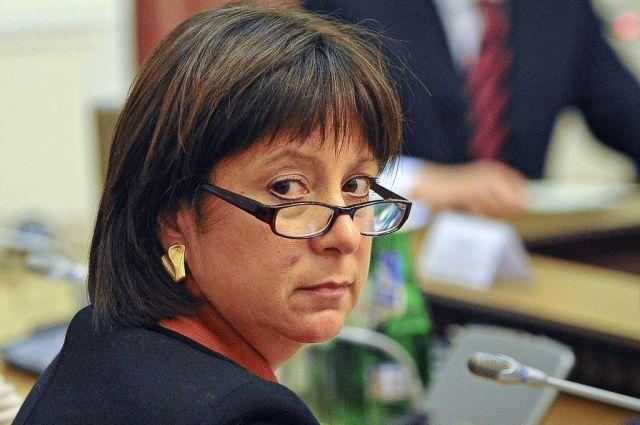 Министр финансов Яресько увеличила  долги Украины
