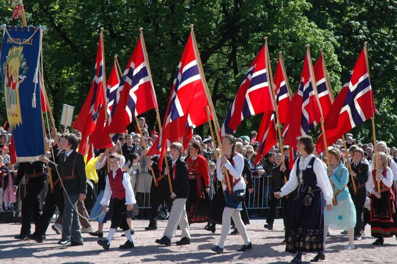 Норвегия запустила руку в свой Резервный фонд
