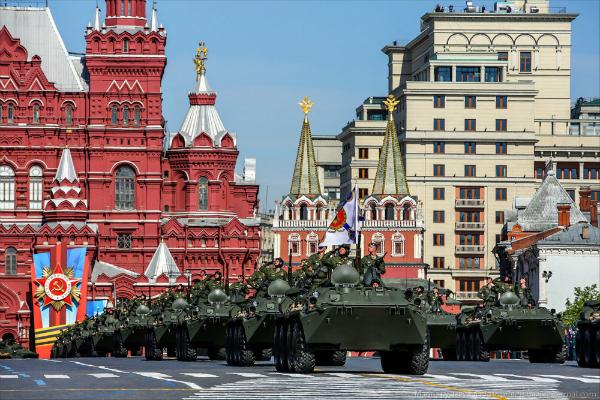 Кто будет с Россией в День Победы