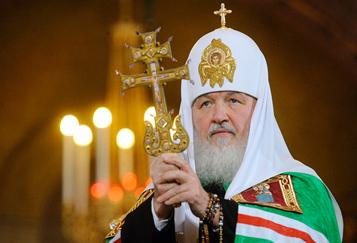 Патриарх Кирилл заведет себе страницу в