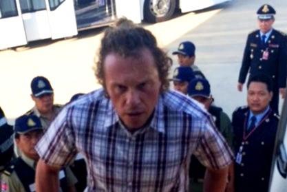 Полонскому не дали увидеться с семьей и адвокатами