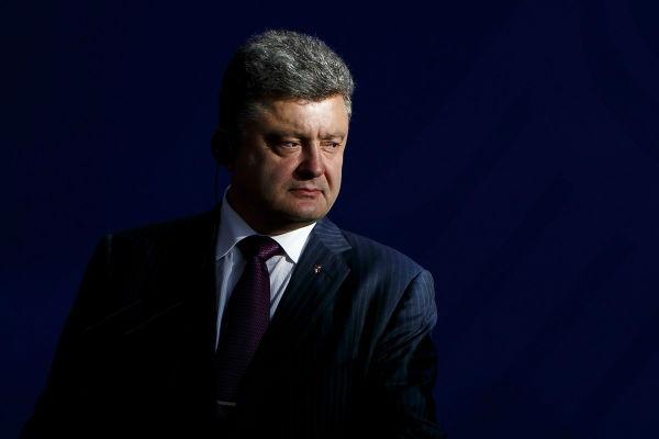 Порошенко: Возвращение Донбасса в состав Украины военными методами невозможно