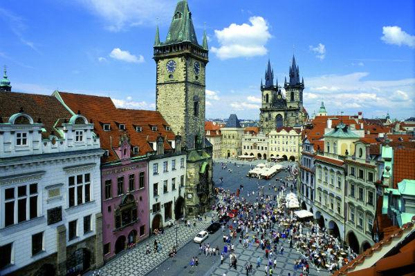 В Праге самый низкий уровень безработицы в ЕC