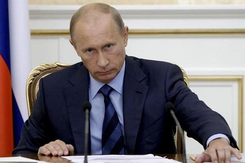 Владимир Путин засекретил данные о потерях военных в мирное время