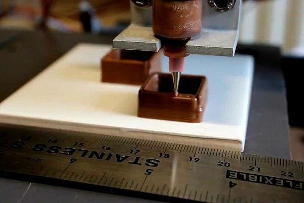 Lenovo будет печатать шоколад с помощью принтера
