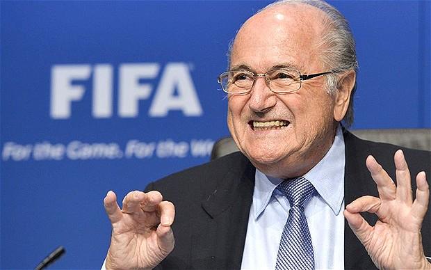 Среди арестованных чиновников ФИФА Блаттера не оказалось