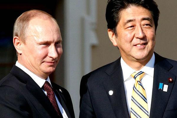 Япония: Власти хотят мирным путем решить вопрос Курил с Путиным