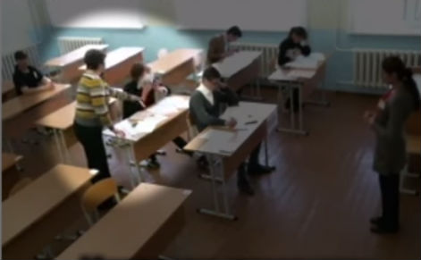 В Интернете показали самые скандальные нарушения школьников на ЕГЭ