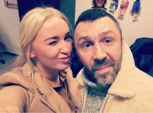 С Сергеем Шнуровым