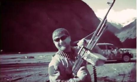 Кадыров сыграл главную роль в новом остросюжетном фильме