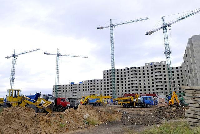 С начала года в Новой Москве введено 700 тысяч