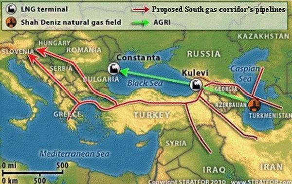 Туркменский газ не сможет заменить Европе российский