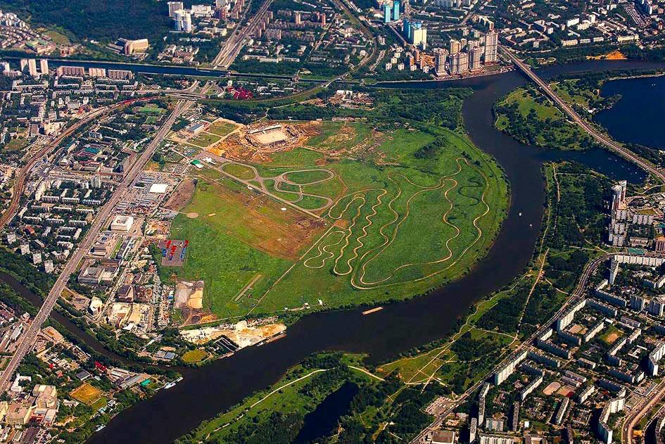 В промзонах Москвы реализуют 10 крупных строительных проектов