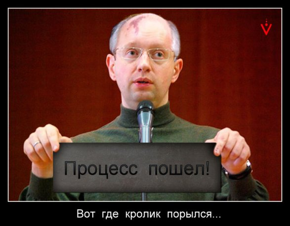 Яценюк требует наказать