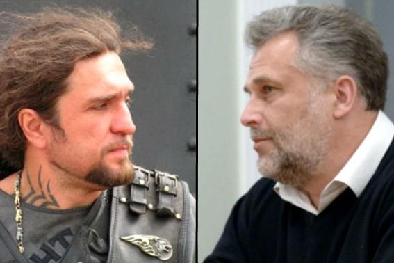 Байкер Хирург угрожает главе заксобрания Севастополя Чалому