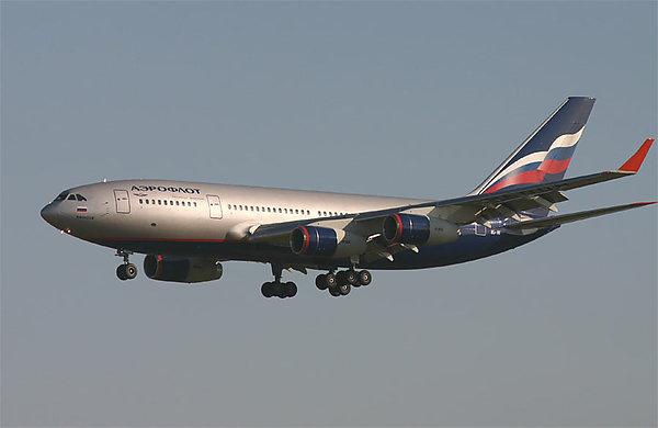 На борту рейса «Аэрофлота» Киев - Москва произошла драка